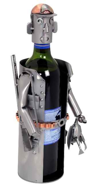 Hunter Wine Bottle Holder