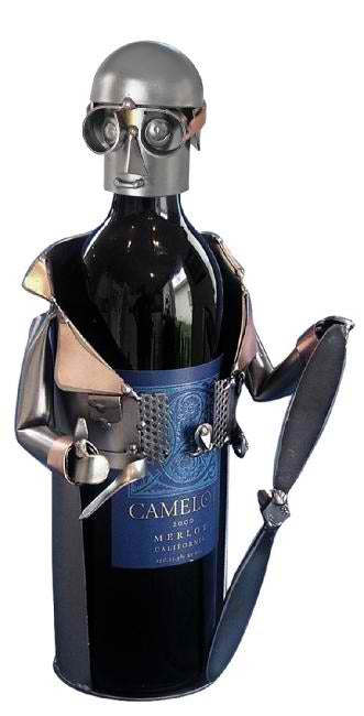 Pilot Wine Bottle Holder