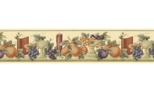Fruits B74361 Wallpaper Border