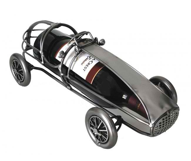 Race Car Classic Wine Bottle Holder