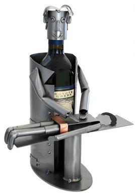 Chiropractor Wine Bottle Holder