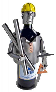 Architect Wine Bottle Holder