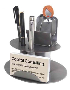 Female Executive Business Card Holder