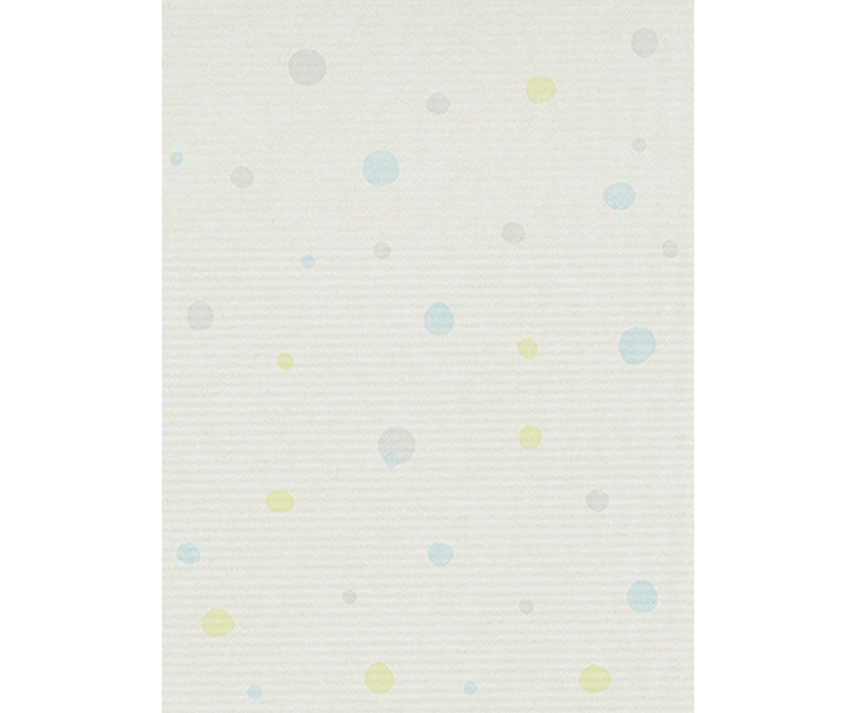 Textured Dots Green Blue Grey 7325-08 Wallpaper