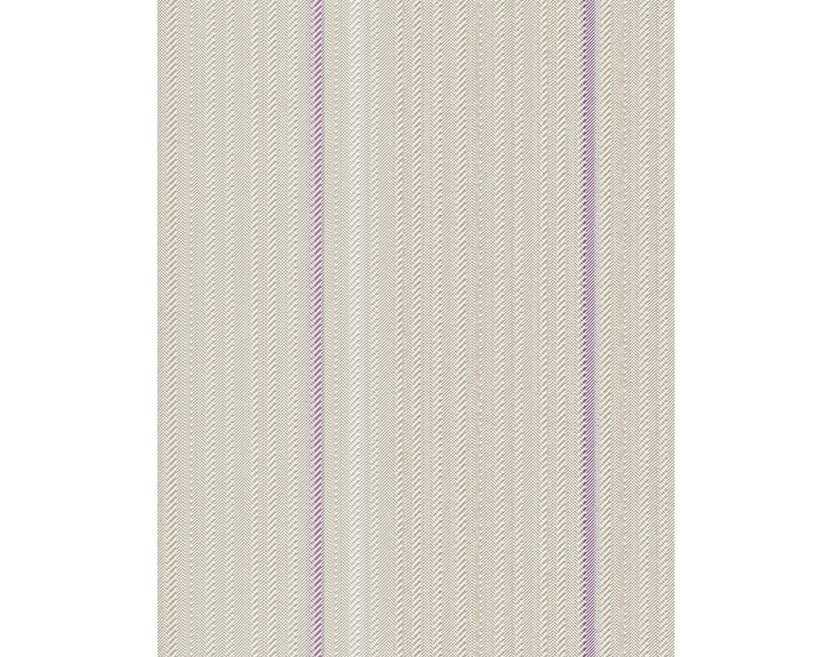 Slashed Stripes Beige Purple 933225 Wallpaper