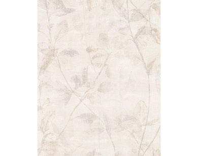 Leaf Trail Beige Cream 938930 Wallpaper