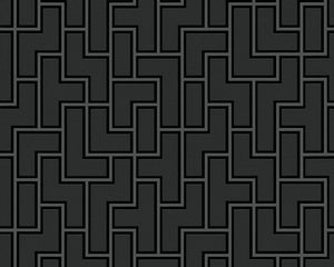 Metallic Black Black & White 3 939371 Wallpaper