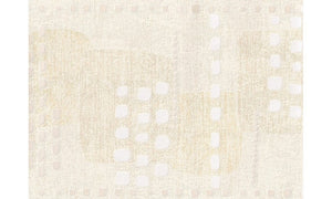 Cream Modern Emost Squares 94196 Wallpaper Border