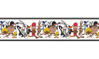 Cartoons B2071LT Wallpaper Border