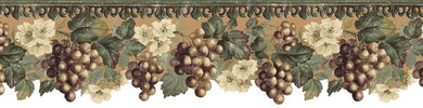 Grape  HB75736DC Wallpaper Border