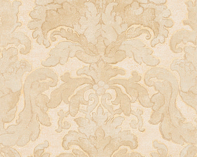 Yellow Metallic Bohemian Burlesque 960462 Wallpaper