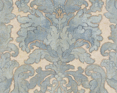 Beige Blue Bohemian Burlesque 960463 Wallpaper
