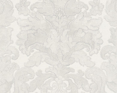 Grey Metallic Bohemian Burlesque 960466 Wallpaper