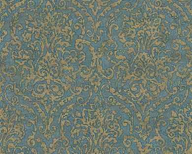 Blue Green Bohemian Burlesque 960471 Wallpaper