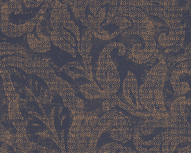 Blue Metallic Bohemian Burlesque 960484 Wallpaper