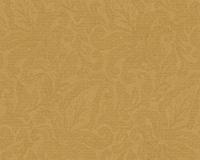 Yellow Metallic Bohemian Burlesque 960491 Wallpaper