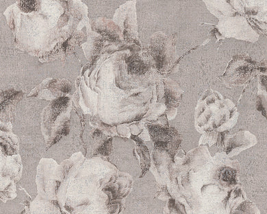 Beige Grey Bohemian Burlesque 960501 Wallpaper