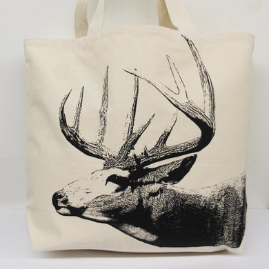 Buck Tote Bag Large