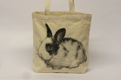 Bunny 3 Tote Bag Large