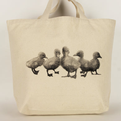 Ducklings Tote Bag Large
