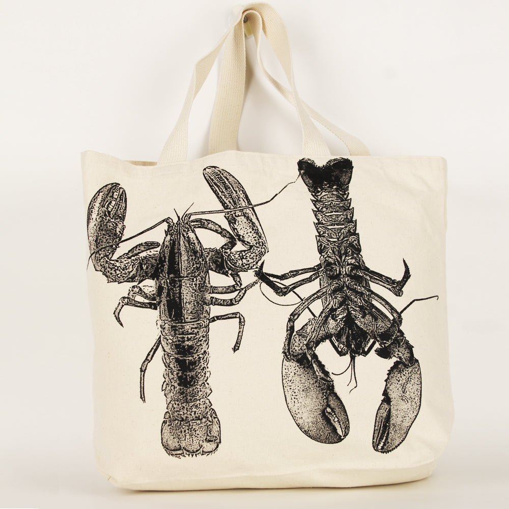 Lobster Tote Bag Large