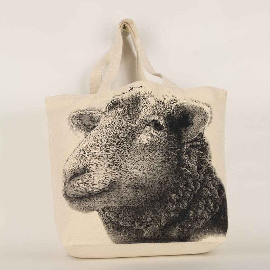 Sheep Tote Bag Large