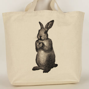 Bunny 2 Tote Bag Small