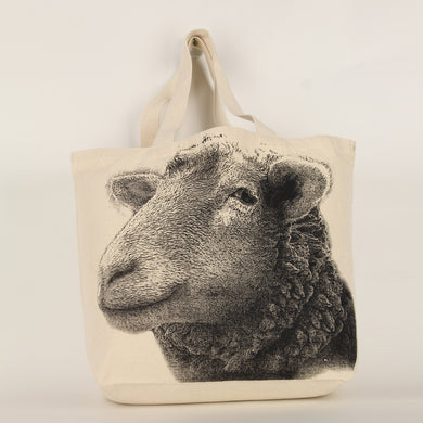 Sheep Tote Bag Small