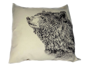 Bear Decorative Pillow Large