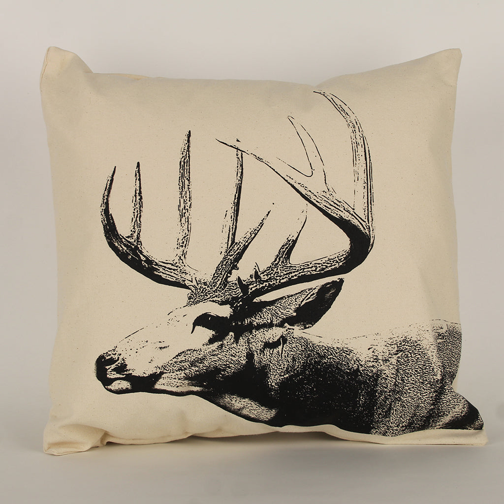 Buck Decorative Pillow Large