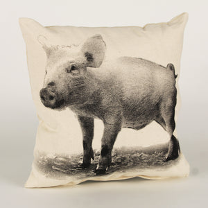 Baby Piglet Decorative Pillow Medium