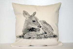 Fawn Decorative Pillow Medium