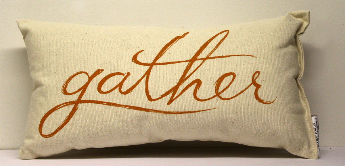 Gather Decorative Pillow Small