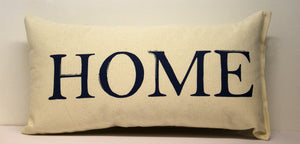 Home Decorative Pillow Grey Small