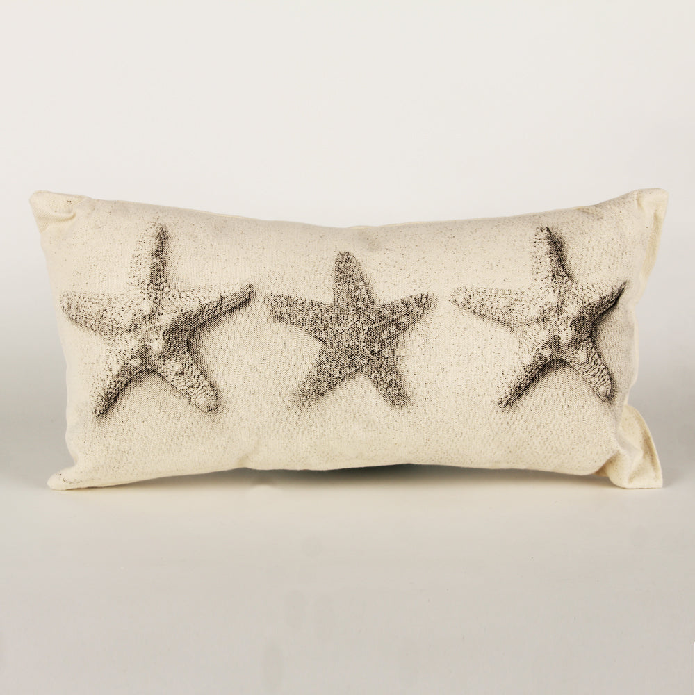 Starfish Decorative Pillow Small