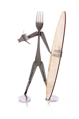 Surfer Display Fork Head