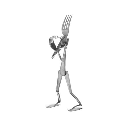 Hearts Display Fork Head