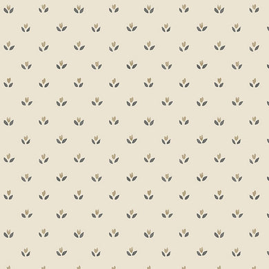 Beige Country Mini Floral Spot FK34406 Wallpaper