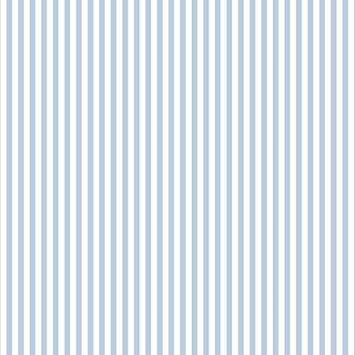 Blue White Striped FK34410 Wallpaper
