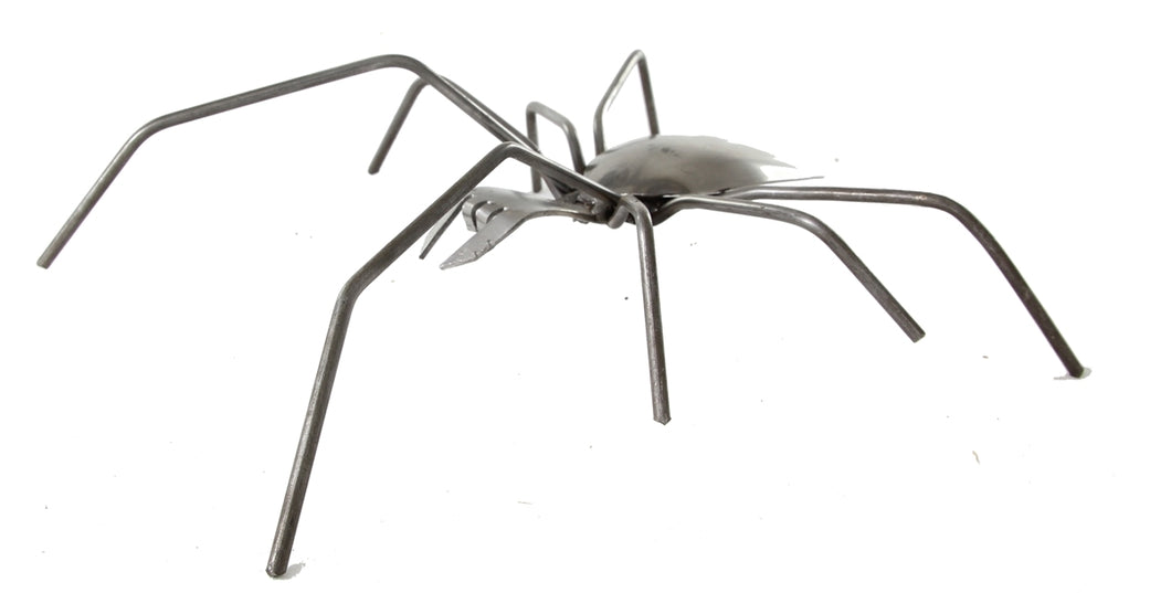 Fork and Spoon Spider Statue