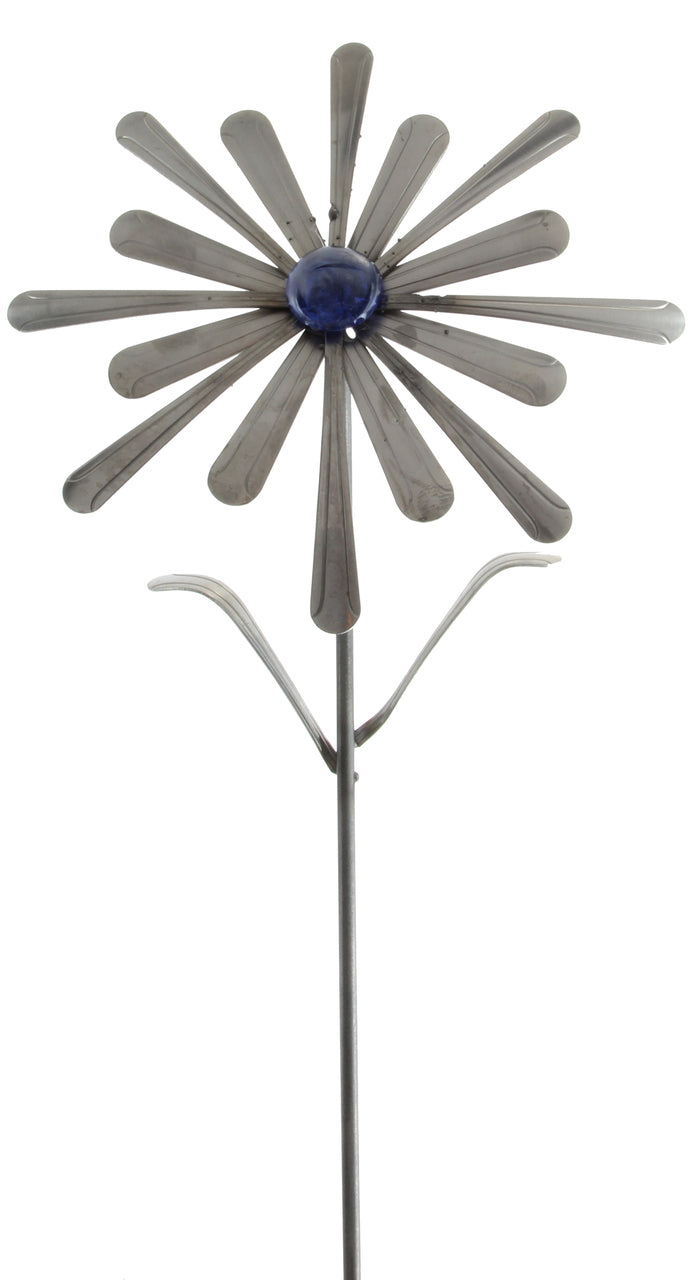 "Bellatrix - Flower 36"" Spoon and Fork Art"