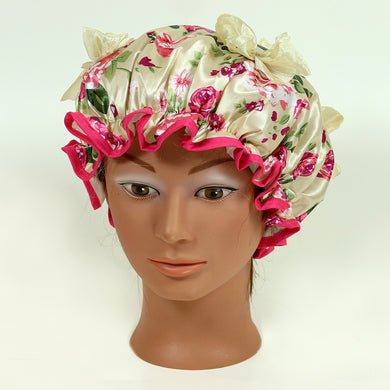 Emily Designer Shower Cap