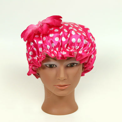 Emma Designer Shower Cap