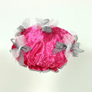 Mia Designer Shower Cap