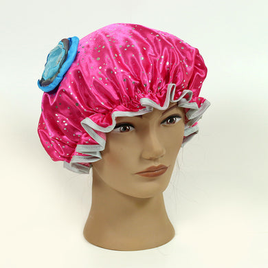 Sophia Designer Shower Cap