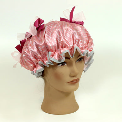 Luna Designer Shower Cap
