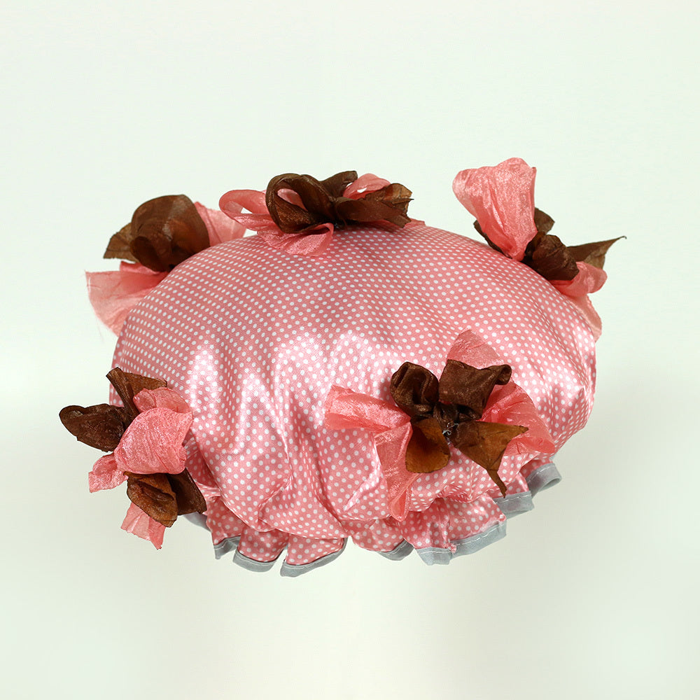 Amelia Designer Shower Cap