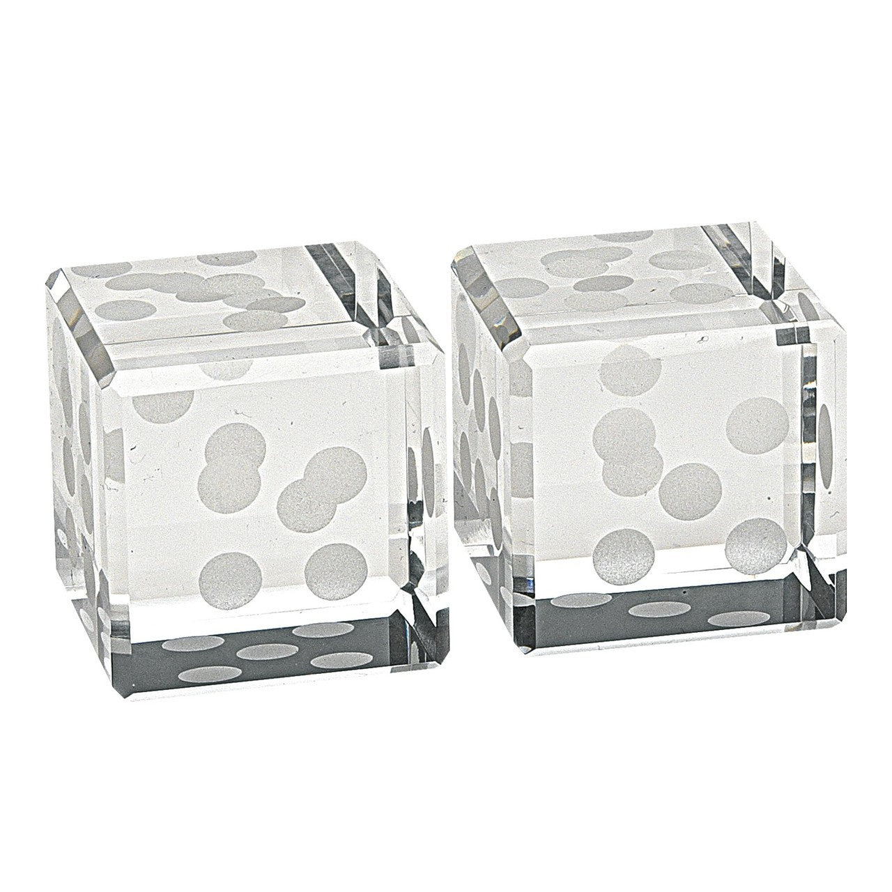 Optical Crystal Glass Dice