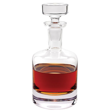 Como European Mouth Blown Decanter