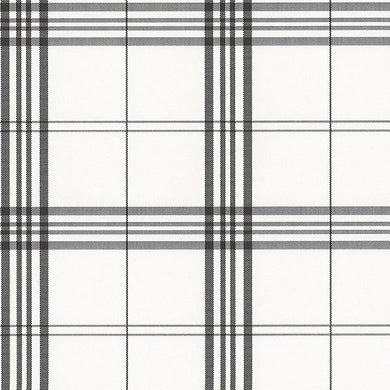 Black White Plaid KV27425 Wallpaper